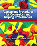 img - for Assessment Procedures for Counselors and Helping Professionals (text only) 6th (Sixth) edition by R. J. Drummond,K. D. Jones book / textbook / text book