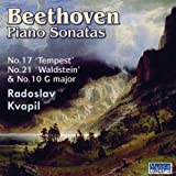 Beethoven:Piano Sonatas Nos. 10 17 & 2