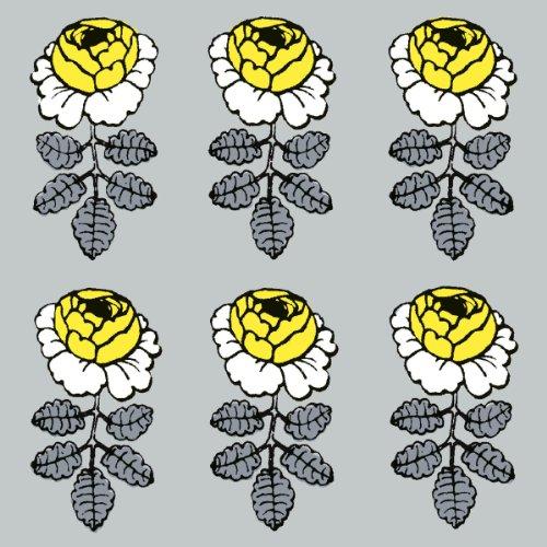 marimekko-finnish-designer-vihkiruusu-floral-luxury-traditional-paper-table-napkins-20-in-pack