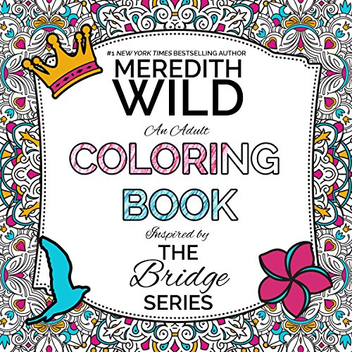 How To Download The Bridge Series Adult Coloring Book E