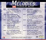 Most Beautiful Melodies of Classical Music, 10-CD Box Set
