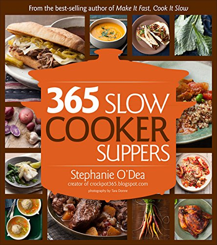 365 Slow Cooker Recipes