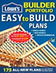 Lowe's Builder Portfolio: Easy-to-Bui...