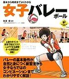 基本から戦術までよくわかる 女子バレーボール (LEVEL UP BOOK)