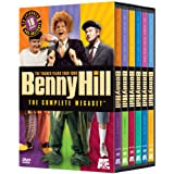 Benny Hill - Complete & Unadulterated: The Complete Collectionby Benny Hill