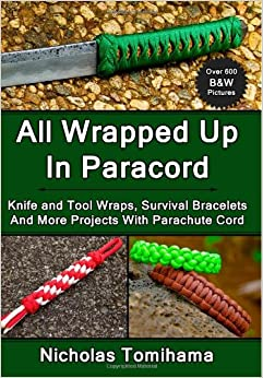 All Wrapped Up In Paracord Knife And Tool Wraps Survival
