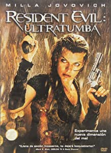 Resident Evil: Ultratumba [DVD]