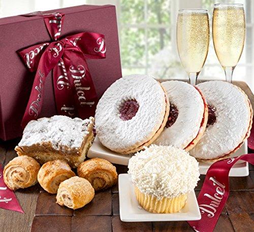 Wedding Gift Baskets Amazon : Dulcets Wedding Anniversary Best Wishes Gift Baskets [Grocery]