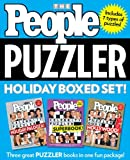 People Magazine People Puzzler Holiday Boxed Set