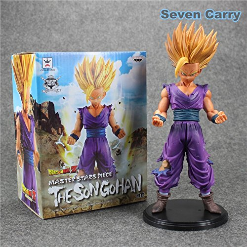Dragon Ball Z Master Stars Piece MSP The Son Gohan PVC Action Figure Collectible Model Toy 23cm