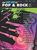 The Giant Pop & Rock Piano Sheet Music Collection: Piano/Vocal/Guitar (Giant Sheet Music Collection)