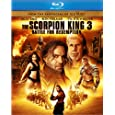 The Scorpion King 3: Battle for Redemption (Blu-ray + DVD + Digital Copy + UltraViolet)