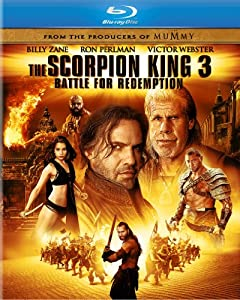 Scorpion King 3: Battle for Redemption [Blu-ray] (Bilingual) [Import]
