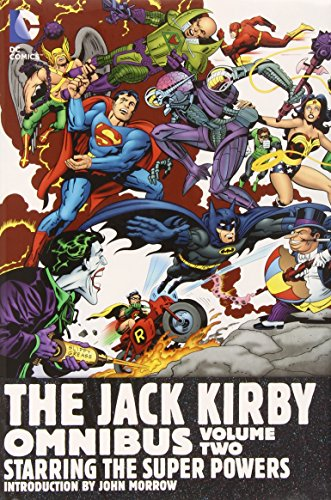 The Jack Kirby Omnibus Vol. 2 (Jack Kirby Fourth World Omnibus compare prices)
