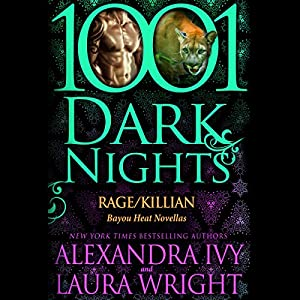 Rage/Killian Audiobook by Alexandra Ivy, Laura Wright Narrated by Emily Beresford