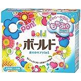 ボールド 洗濯洗剤 粉末 香りのサプリイン 850g