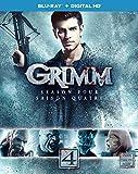 Grimm: Season 4 [Blu-ray] (Bilingual)