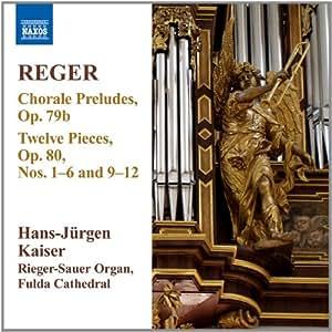 V 11: Reger Organ Works