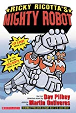 Ricky Ricotta's Mighty Robot (Astro-Activity Book O'Fun)