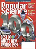 Popular Science Magazine - December 1999 - Best of Whats New Awards 1999 -- This Years Greatest Achievements in Science and Technology