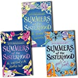Ann Brashares Summers Of The Sisterhood 3 Books Collection Pack Set RRP: £17.97 (The Sisterhood of the Travelling Pants, Girls in Pants, : The Second Summer)