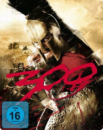 300 (limitiertes Steelbook, exklusiv bei Amazon.de) [Blu-ray]