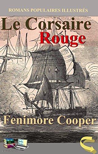 le-corsaire-rouge-romans-populaires-illustres-french-edition