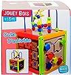 Wonderkids - A1502592 - Cube Labyrinthe En Bois