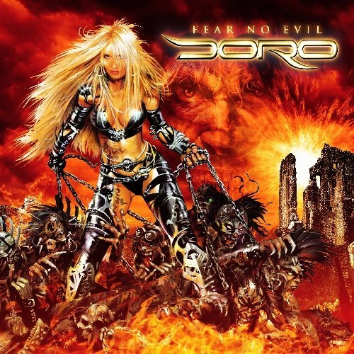 Fear No Evil by DORO (2009-06-02)