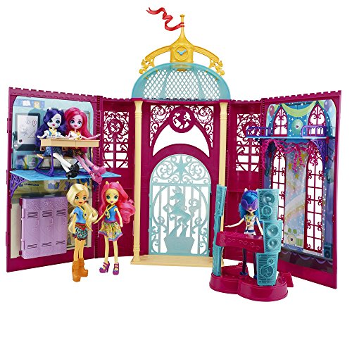 My Little Pony Equestria Girls Canterlot High Playset JungleDealsBlog.com