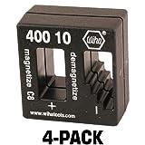 40010 Magnetizer or Demagnetizer (4-PACK) (Color: 4-PACK)