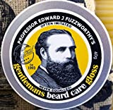 Professor Fuzzworthy's Beard Care Balm & Gloss Conditioner | All Natural | Organic Leatherwood Honey | Essential Plant Oils | Handmade in Tasmania Australia- 40g
