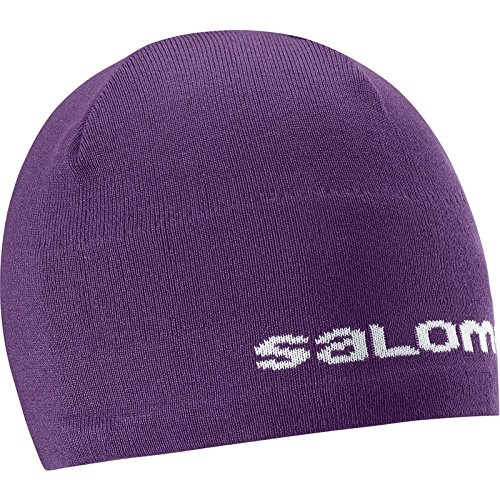Salomon berretto Beanie, Cosmic Purple, Uni, L37558500