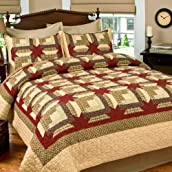Woodbrooke Queen Quilt