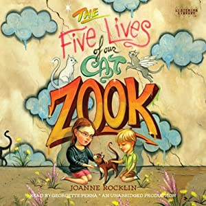 The Five Lives of Our Cat Zook | [Joanne Rocklin]