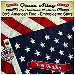 American Flag: 100% American Made - E...