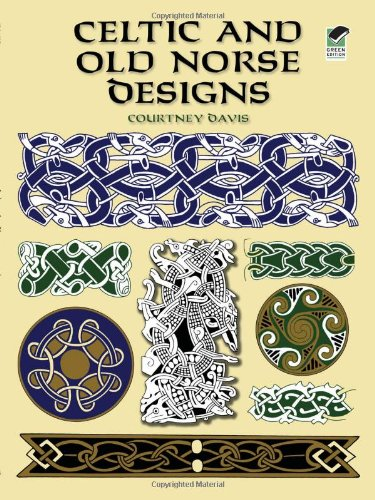 Celtic and Old Norse Designs (Dover Pictorial Archive) PDF