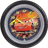Technoline Quartz Childrens Wall Clock Cars Design