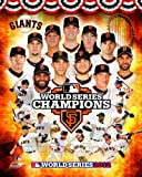 San Francisco Giants 2012 World Series Champions 8x10 Photo