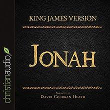 Holy Bible in Audio - King James Version: Jonah (       UNABRIDGED) by King James Version Narrated by David Cochran Heath