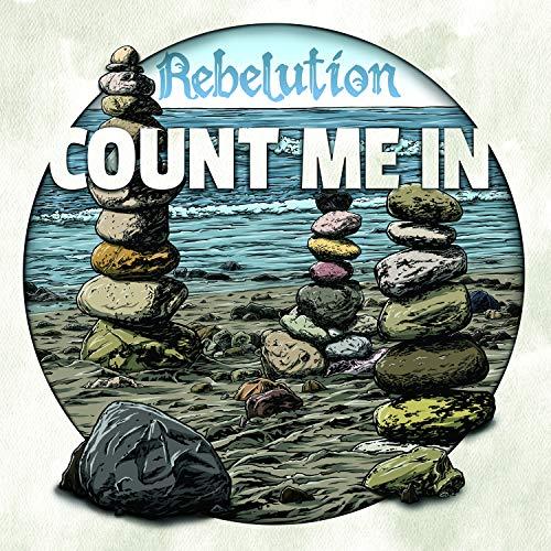 Vinilo : REBELUTION - Count Me In