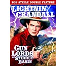 Lightnin' Crandall (1937) / Gun Lords of Stirrup Basin (1937)