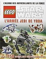 Lego Star Wars, L'album des autocollants 6 : L'armée Jedi de Yoda