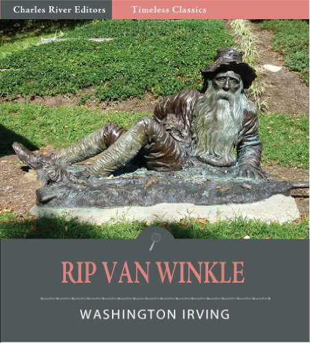 different between rip van winkle and the tell tale heart