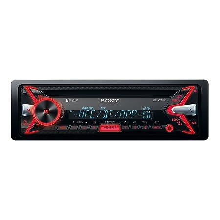 Sony MEX-N5100BT Autoradios Bluetooth, En Façade