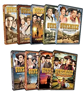Gunsmoke: Seasons 1-5 from Paramount