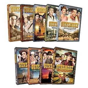 Gunsmoke: Seasons 1-5 movie