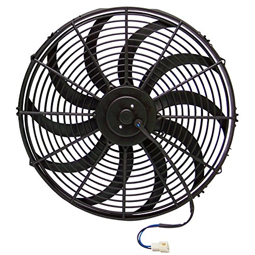 Derale 16116 16 Diameter H.O Extreme Electric Fan