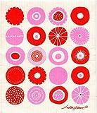 スポンジワイプ キャンディ ピンク柄 WX151111