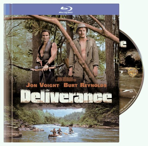 Cover art for  Deliverance [Blu-ray Book]